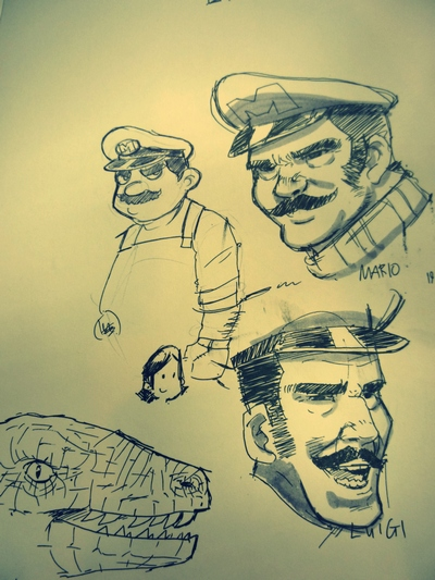 Mario+Luigi