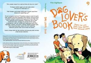 Cover Belakang dan Cover Depan Dog Lover's Book