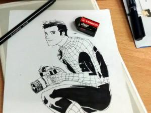 Peter Parker: Spider-Man Unmasked